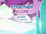 Together Alone/Gallery