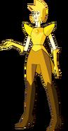 Yellow Diamond (White's Head Palette) by RylerGamerDBS