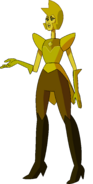 Yellow Diamond (Yellow's Bubbleroom Palette) by RylerGamerDBS