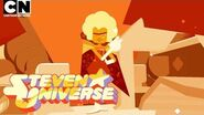 Steven Universe Meet the new villain on Steven Universe, HESSONITE! Cartoon Network