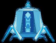 Blue Diamond's Palanquin