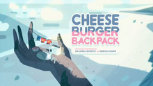 Cheeseburger Backpack Title Card.png