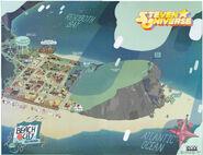 SU-Beach City Map