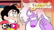 Steven Universe Gestatten Smoky Quartz Cartoon Network