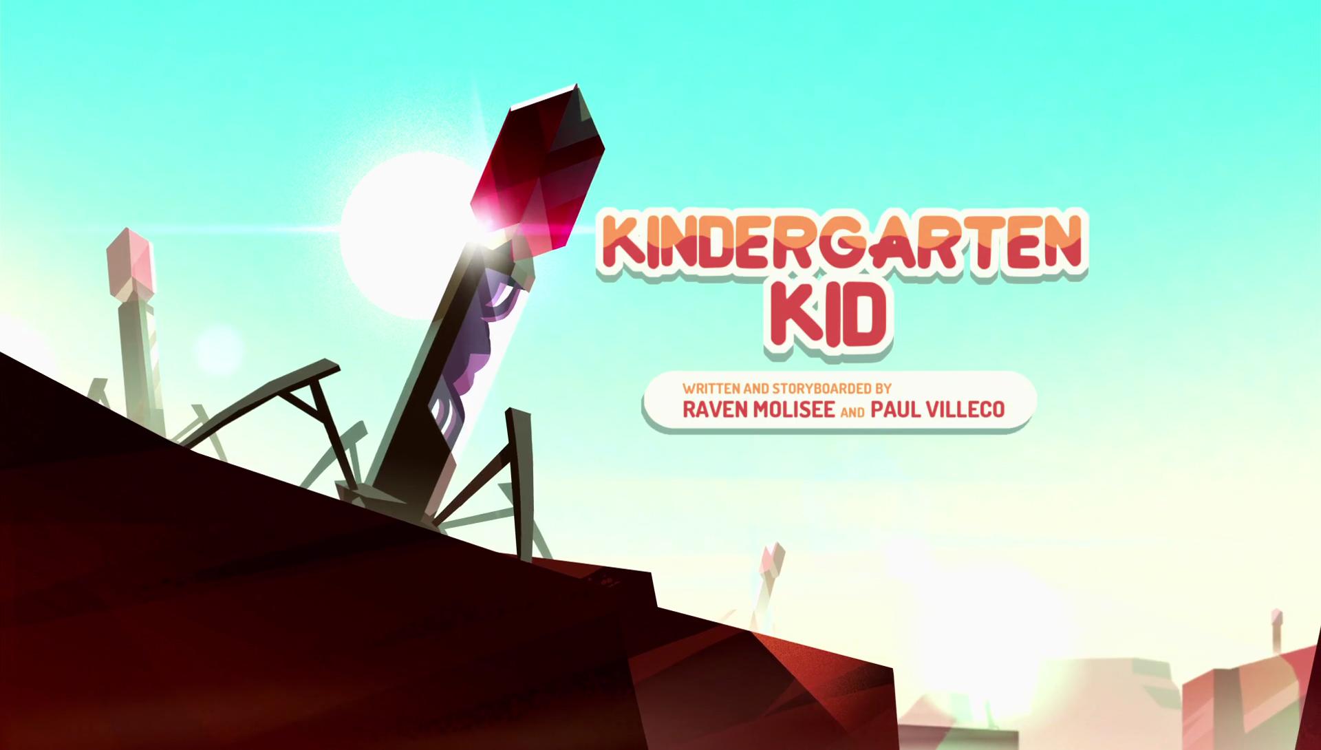 Kindergarten Kid/Gallery