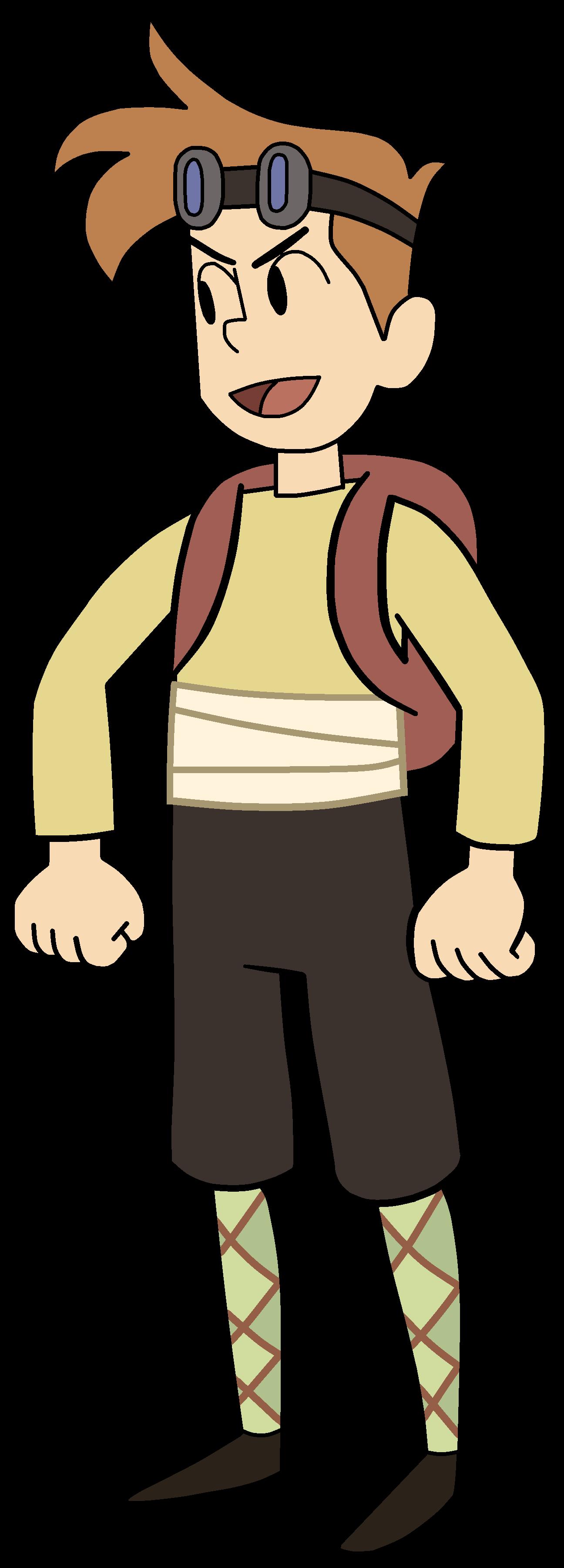 Minor Characters/Fictional