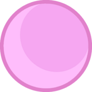 Rhodonite Pearl Gem Shrinking Bubble
