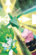 Steven Universe Issue 26 Cover A