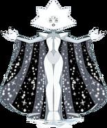 White Diamond Movie Art By Chara