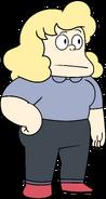 Sadie -without big donut uniform-