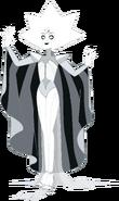 White Diamond (Modelsheet) by RylerGamerDBS