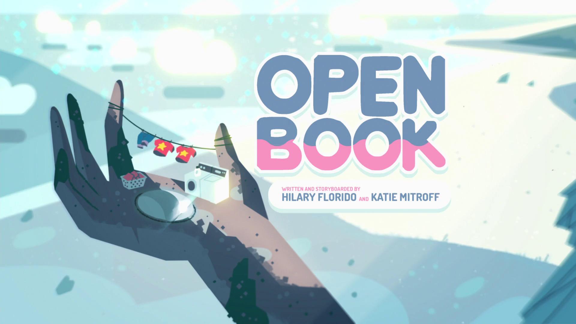 Open Book/Gallery