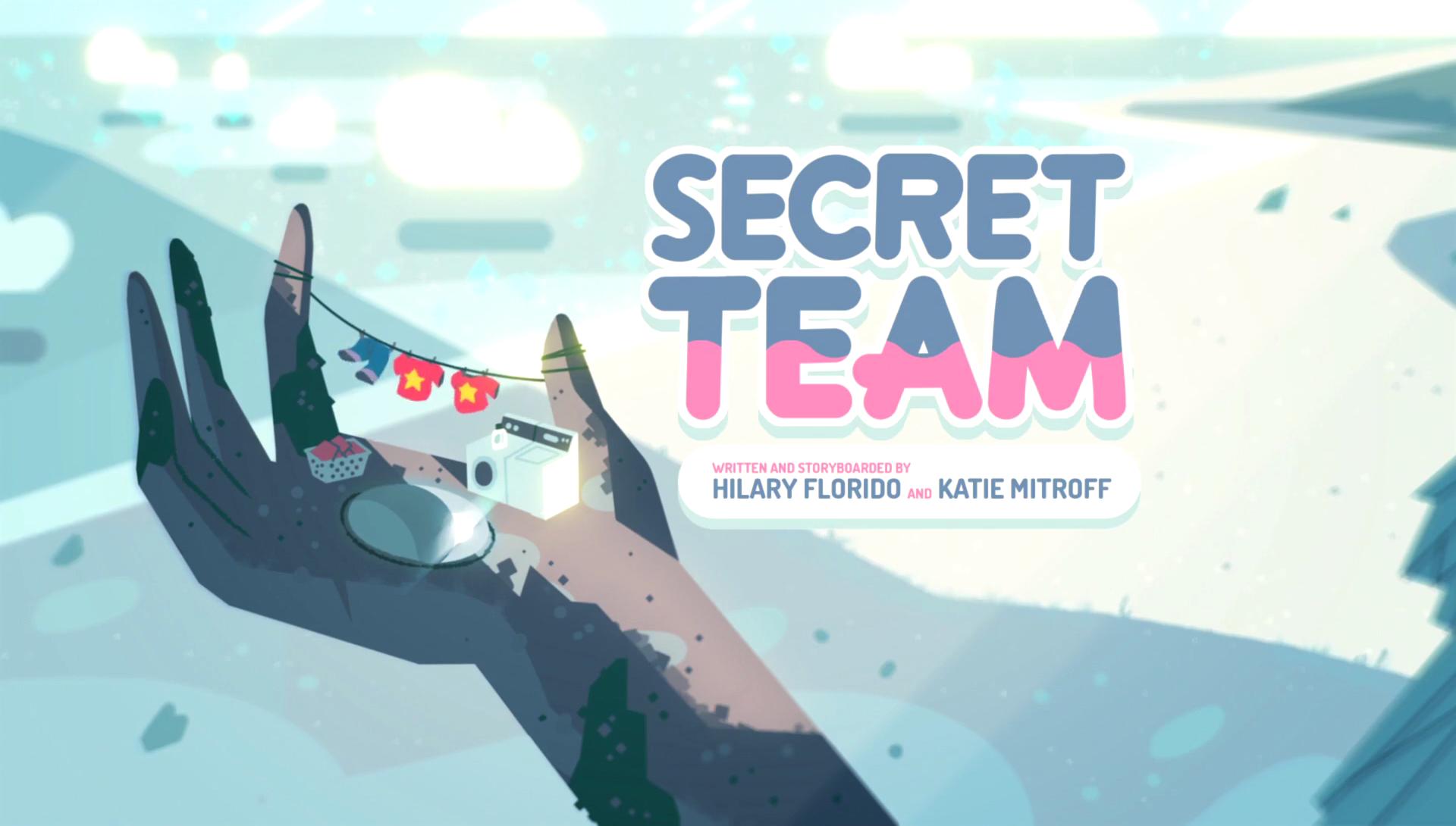 Secret Team/Gallery