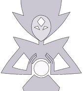 White Diamond - Moon Image