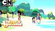 Steven Universe Strange Paradise Cartoon Network