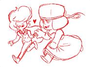 Ruby and sapphire wedding nr