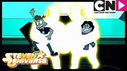 Steven Universe Steven and Lars Are Trapped Stuck Together Cartoon Network