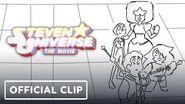 """Steven Universe The Movie - """"True Kinda Love"""" Exclusive Animatic"""