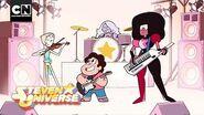 """Steven and the Crystal Gems"" Steven Universe Cartoon Network"