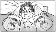 Arcade Mania Storyboard Steven and Coins