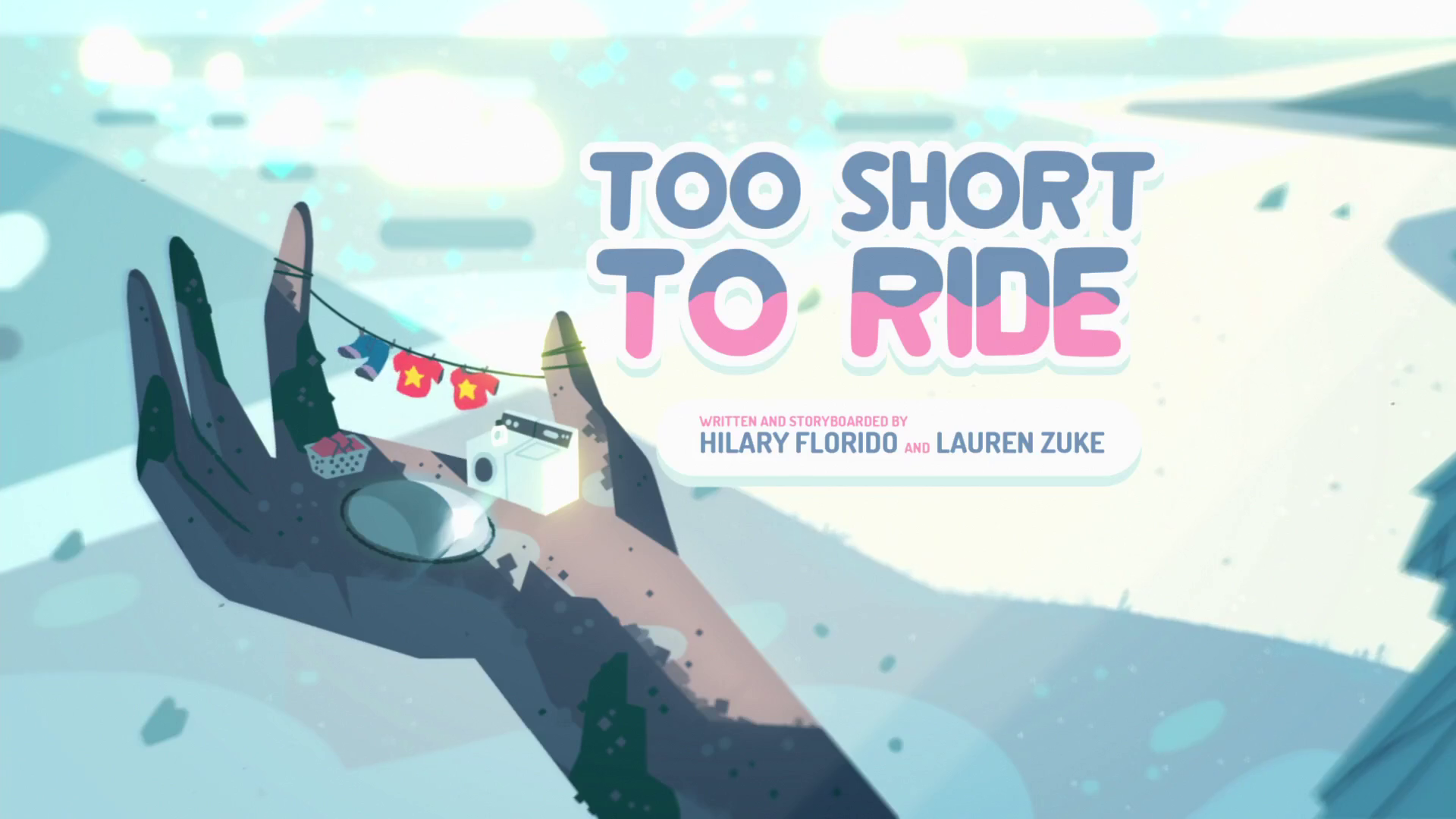Too Short to Ride/Gallery