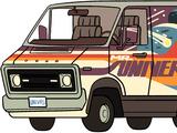 Greg's Van