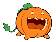 Pumpkin By TheOffColors