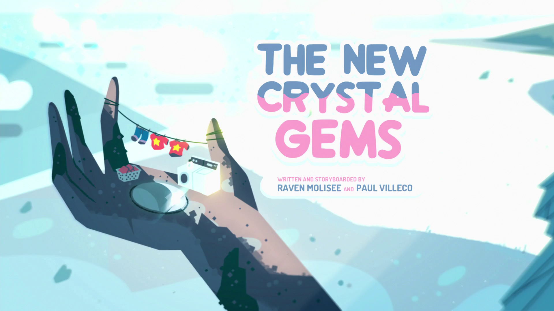 The New Crystal Gems