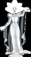 White Diamond (Modelsheet 3) by RylerGamerDBS