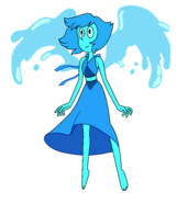 Lapis Lazuli Palette While In The Mindscape