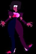 Garnet (S2 Modelsheet) by RylerGamerDBS