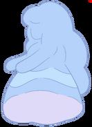Cloud Rose Quartz