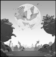 Jungle Moon BG Lines
