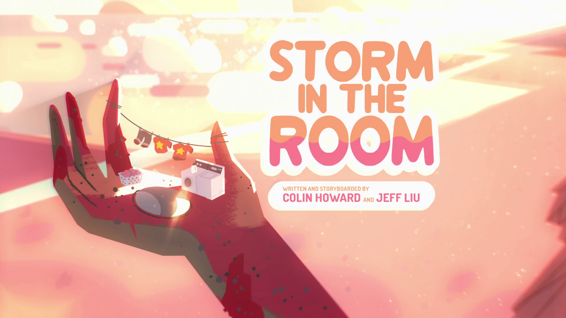 Storm in the Room/Gallery