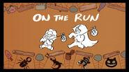 On The Run Drawing