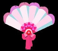 Pyrope's Fan by FOS