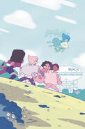 Steven Universe Issue 17 cover B