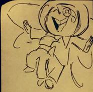 Bluebird Drawing 7