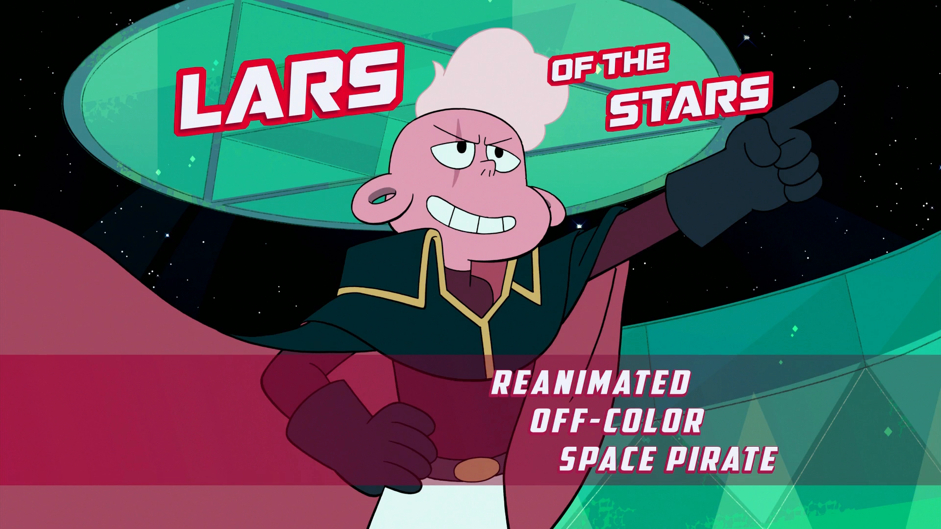 Lars of the Stars (soundtrack)