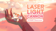 Laser Light Cannon