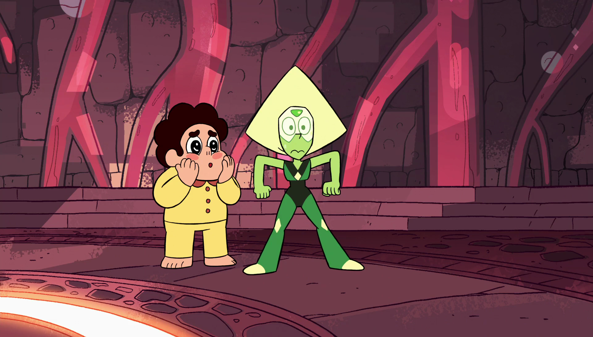 Little Peridot