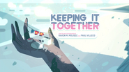 Keeping It Together 000