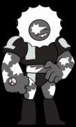 Snowflake Obsidian -CYM-