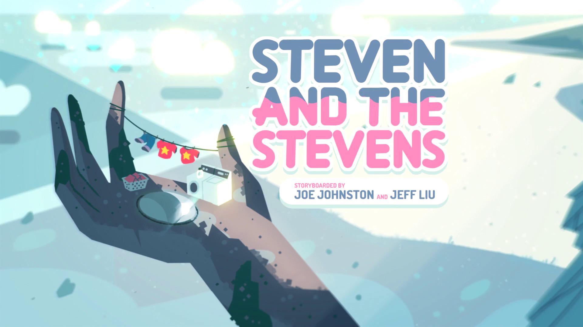 Steven and the Stevens (episode)/Gallery