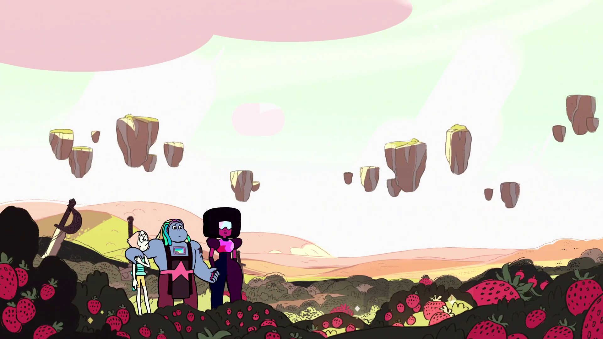Bismuth's Return to the Battlefield