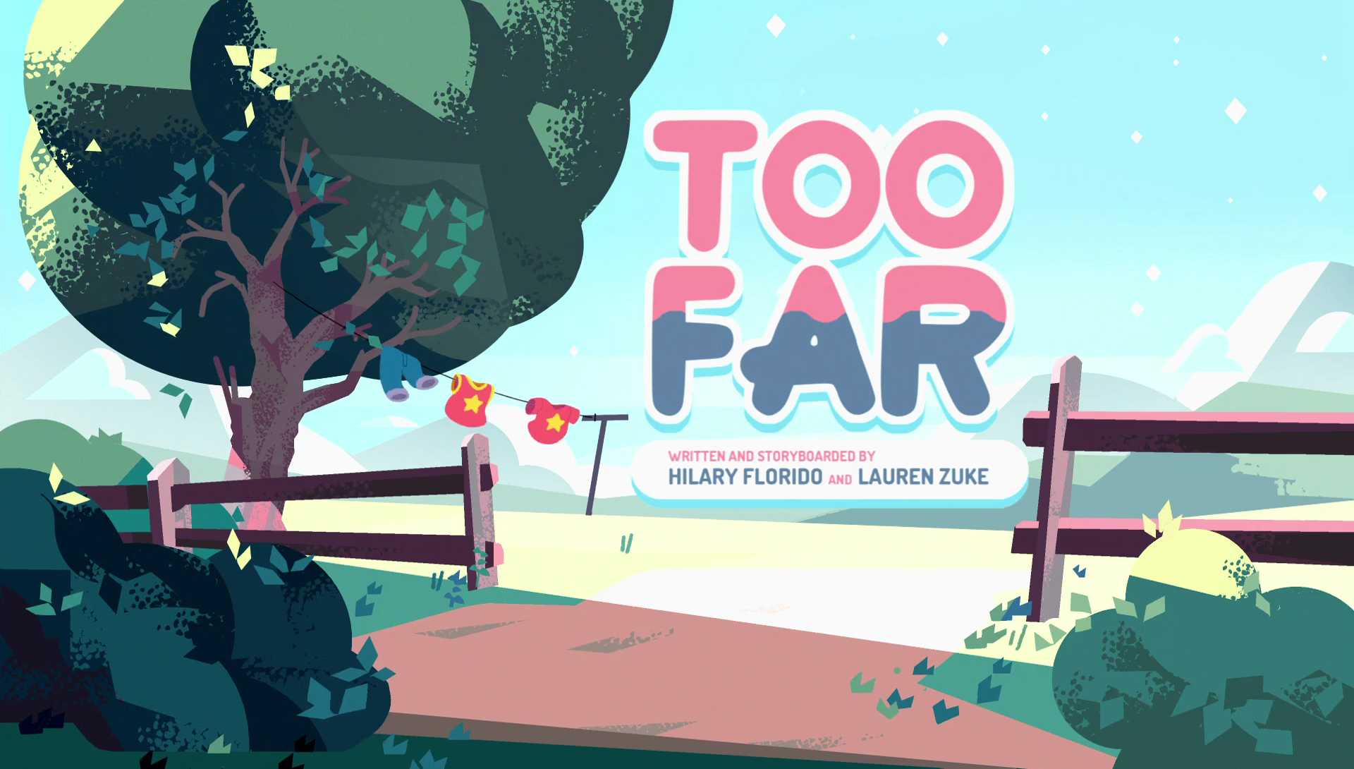Too Far/Gallery