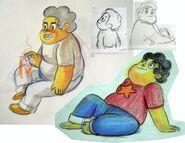 Hynes Early Drawings 05