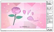 Magical Roses and Petals Model Sheet