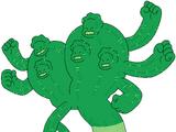 Cactus Steven