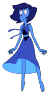 Lapis Lazuli Cracked Gem